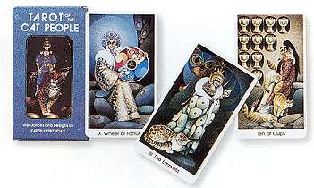 Tarot Decks & Cards