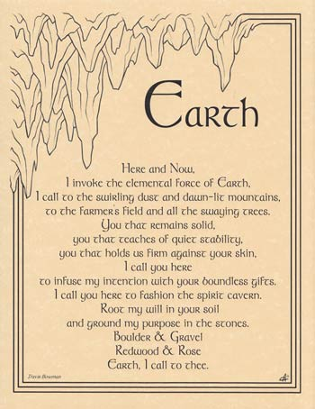 Earth Invocation