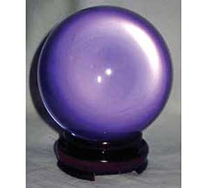 80mm Alexandrite crystal ball