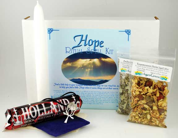 Hope Boxed ritual kit
