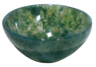 Devotional Bowl Moss 2""